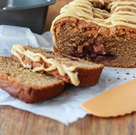 Take a classic favorite to a whole new level! This Peanut Butter and Jelly Bread tastes like your favorite sandwich from childhood, but takes the form of a deliciously sweet, homemade quick bread. A fun gift for sharing with new neighbors, afterschool snacks, or even midnight noshes.