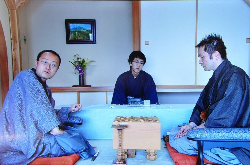 渡辺明 竜王 / 丸山忠久 九段 2012/11/08