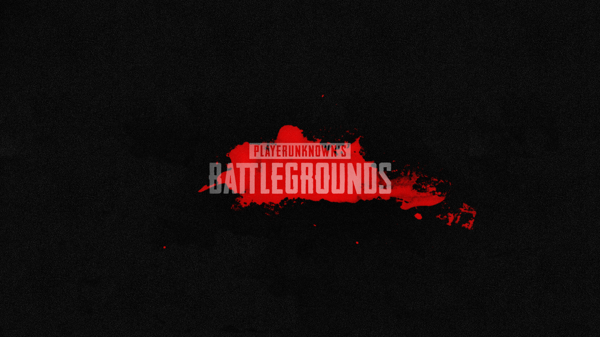 Pubg Hd Wallpaper Iphone: Player Unknown's Battlegrounds (PUBG) 4K Red Logo Pubg