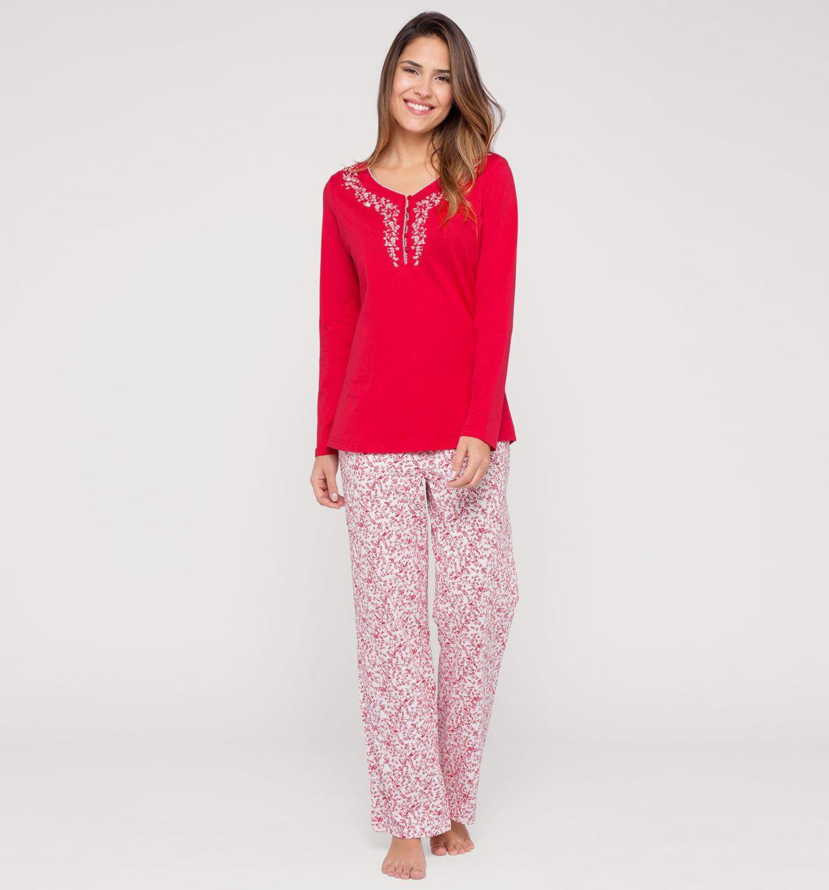Pijama Estampado C A Vestidos De Mujer Coleccion De Vestidos Moda