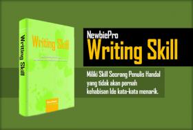 Toko Saya Newbie Pro Writing Skill Menulis Buku Tulisan Menjadi Penulis