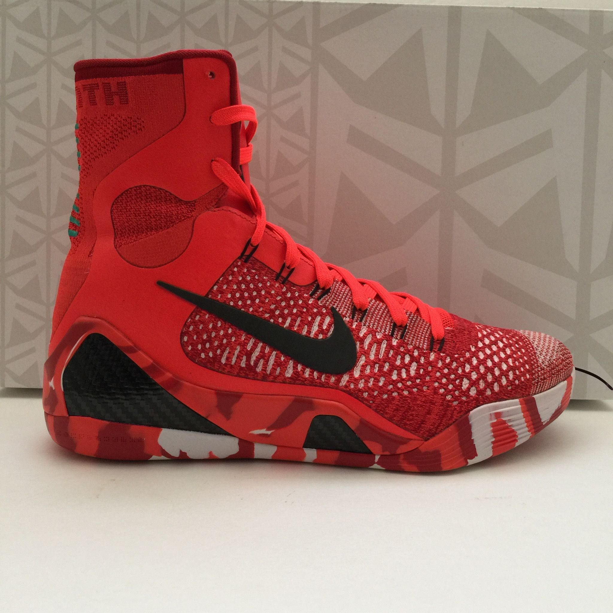Nike Kobe 9 IX Elite Christmas Size 10 | Products | Pinterest | Kobe ...