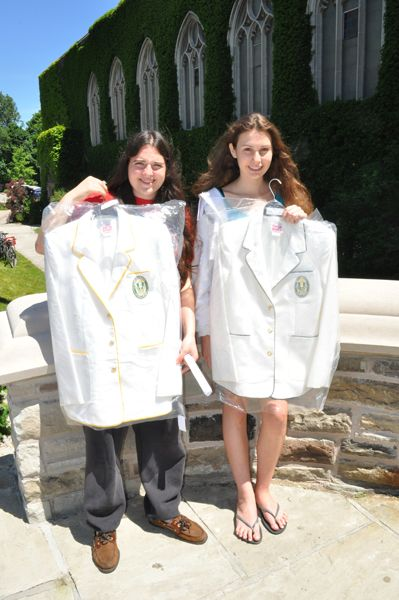 Grad Blazers for the Class of 2013