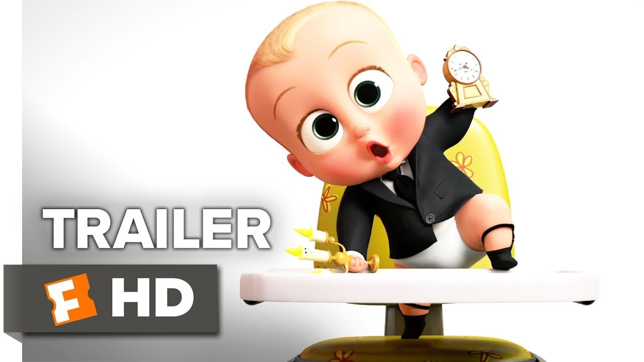 The Boss Baby #Trailer #2 (2017) - Alec Baldwin #Movie ...