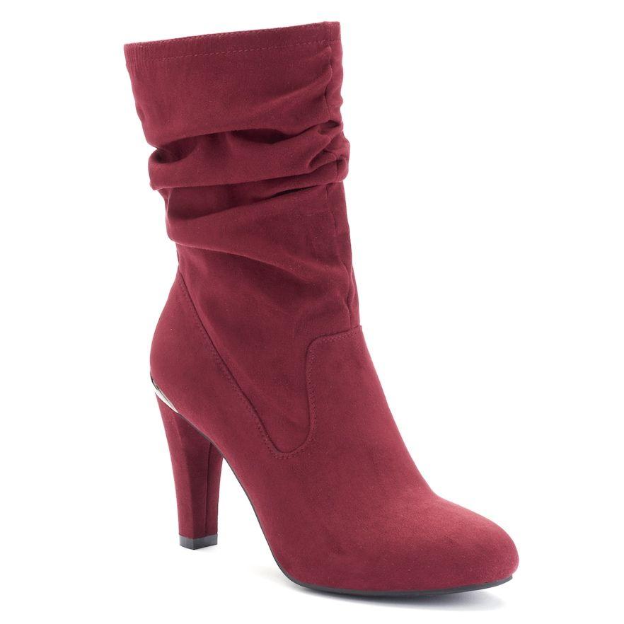 Jennifer Lopez Women's Slouchy Boots