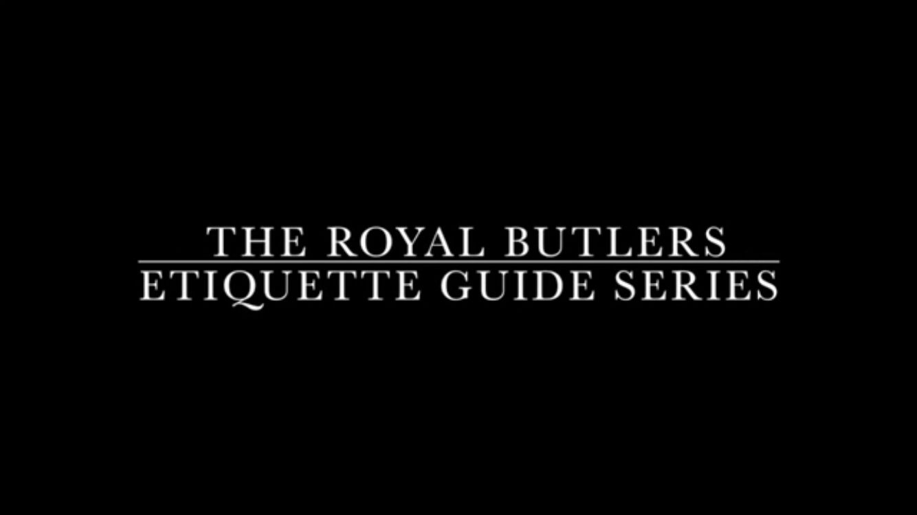 Subscribe to my YouTube channel to be the first to see this at YouTube.com/grantharrold #etiquette #manners #lifestyle #lifelessons