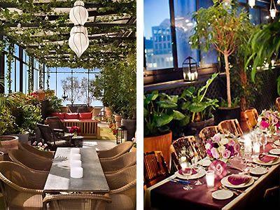 Gramercy Park Hotel New York Weddings City Reception Venues 10010