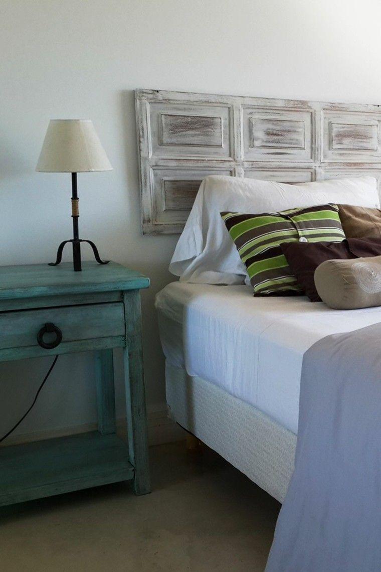 Muebles Vintage Para Dormitorio Muebles Pinterest Dormitorio  ~ Cabeceros De Cama Estilo Vintage