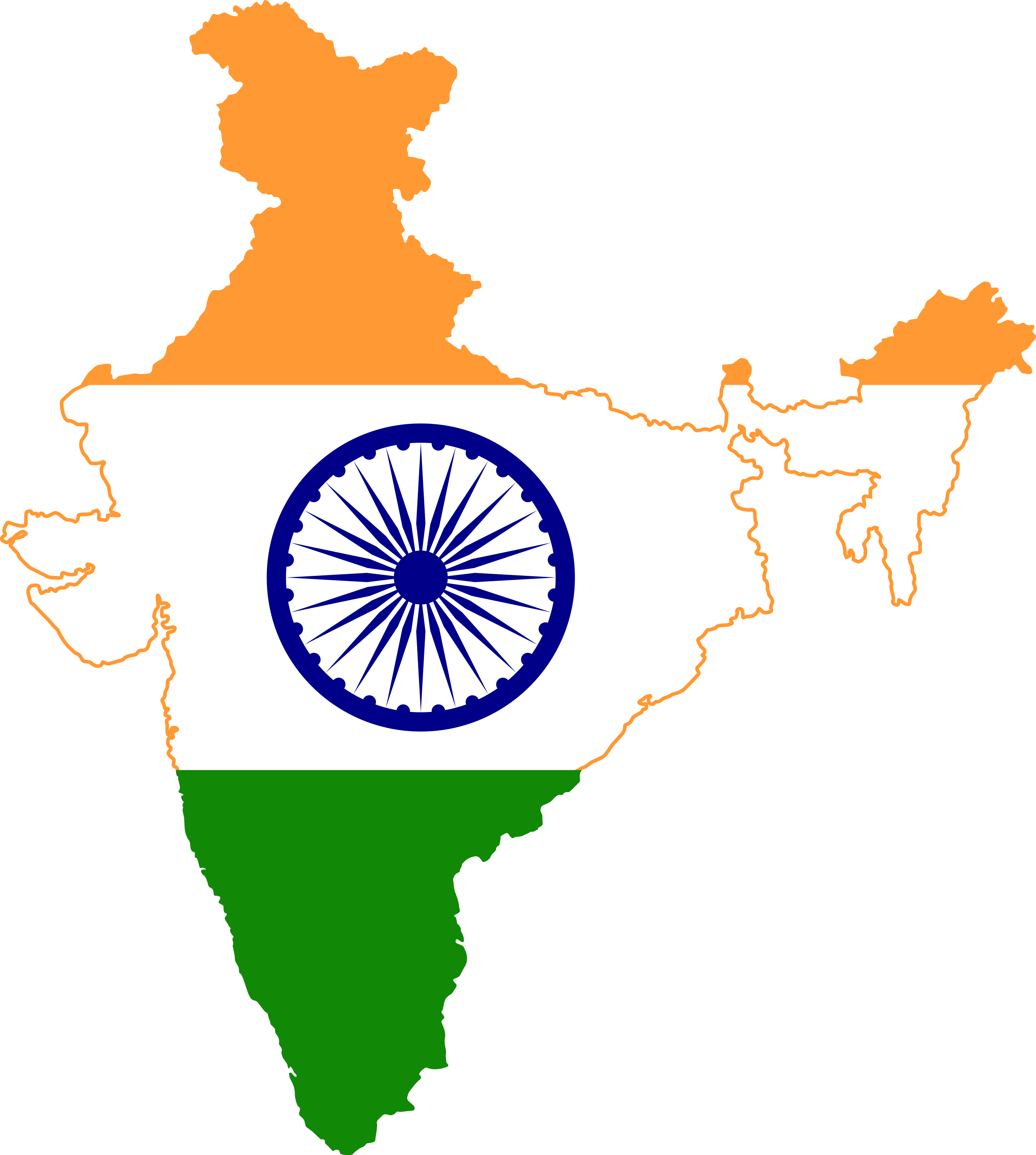 Related image India map, Indian flag, 15 august