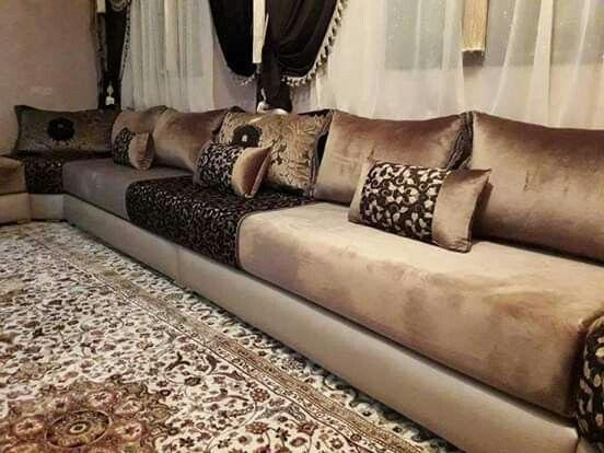 Épinglé par nadia damou sur salons | Salon marocain design ...