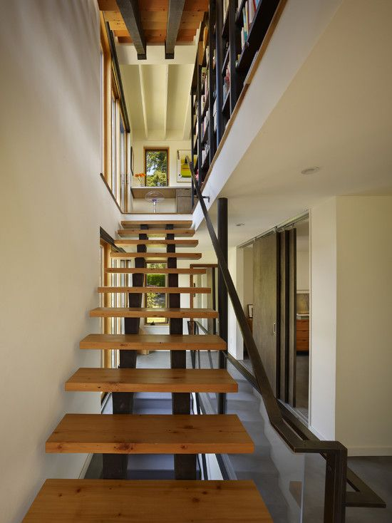 Open Staircase Design, Pictures, Remodel, Decor and Ideas