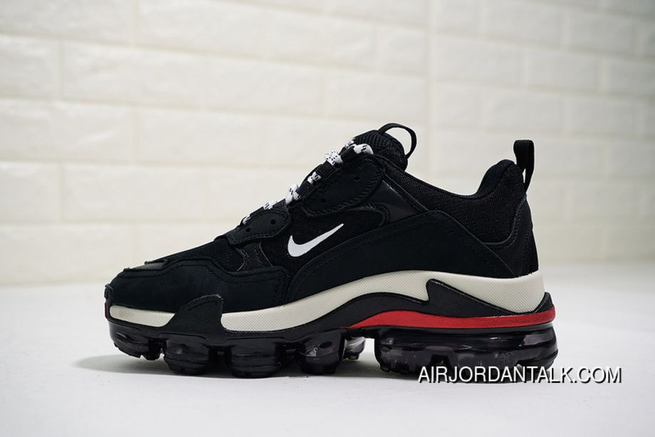 official photos f7582 8693b Ins+Balenciaga Triple S X Nike VaporMax 490672 W09O5 9035 New Release