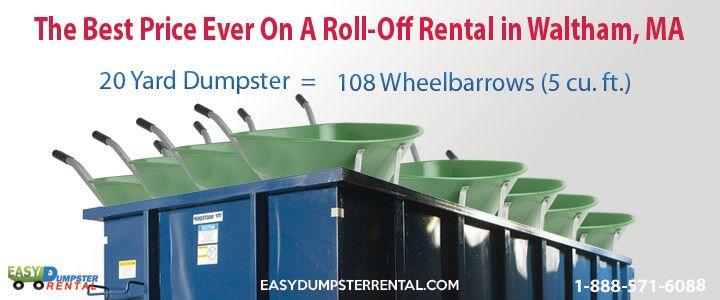 Dumpster Rental Waltham Ma Dumpster Rental Roll Off Dumpster Dumpster