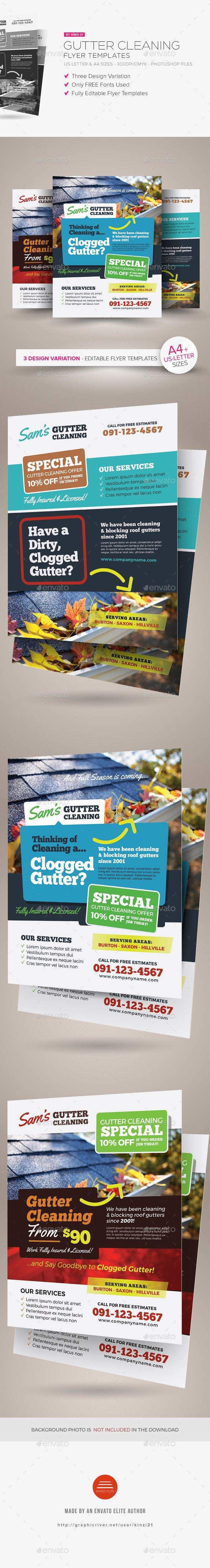 Pin By Kinzi Wij On Flyer Templates Cleaning Flyers