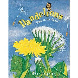 Dandelion book for children