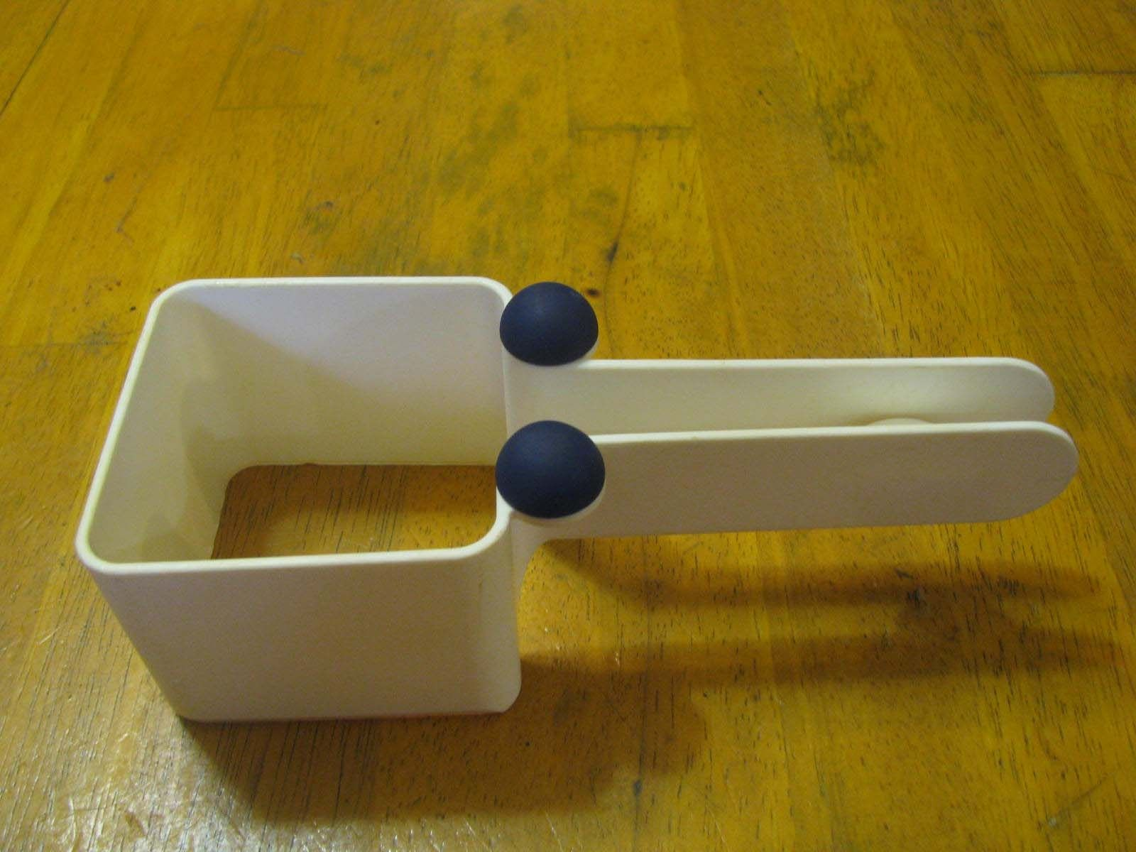 Tupperware Square Cake Cutter Server Tupperware Square