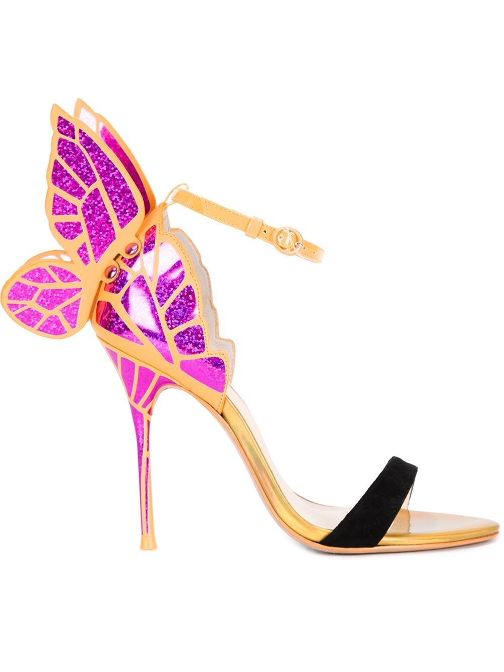 eefd3f6d7eff Designer Shoes For Women. Sophia Webster 'chiara' Butterfly Sandals -  Farfetch.com