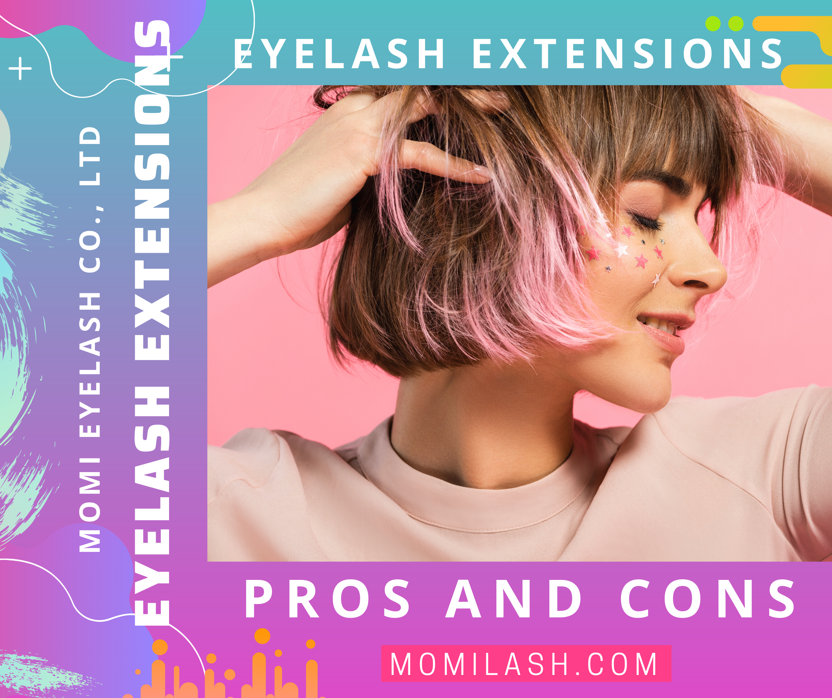 Eyelash Extensions Pros And Cons | The Basics Need To Know ...
