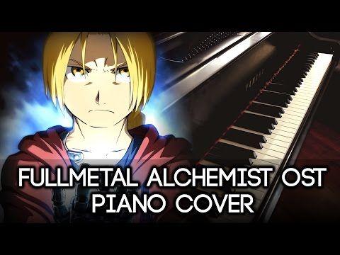 """Brothers"" Fullmetal Alchemist Soundtrack [PIANO COVER ..."