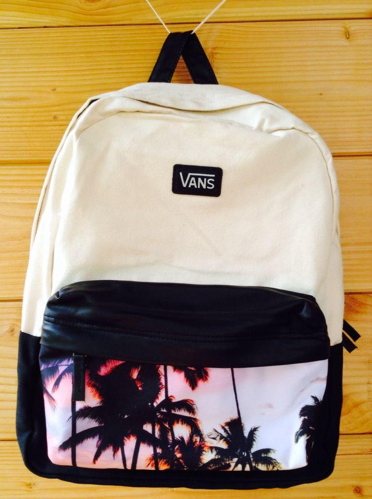 199afd52b7 Backpack vans deana 2 ✌