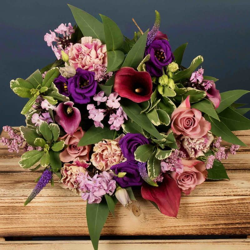 Bloom Magic Flower Delivery Dublin A lavish bouquet of