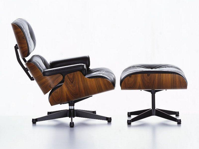 Sitzen Mit Stil: Zeitlos Schöne Designklassiker    Lounge_Chair_Charles_Eames_wwwvitracom_1