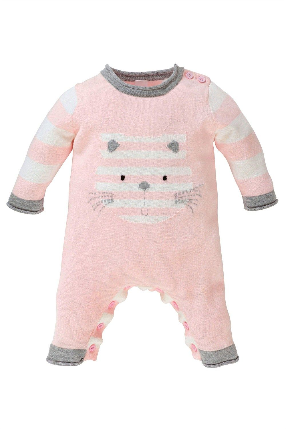 Newborn Clothing - Baby Clothes and Infantwear - Next Cat Knitted ...