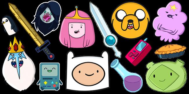 Adventure Time Custom Cursor Browser Extension Adventure Time Marceline Adventure Time Princesses Adventure Time