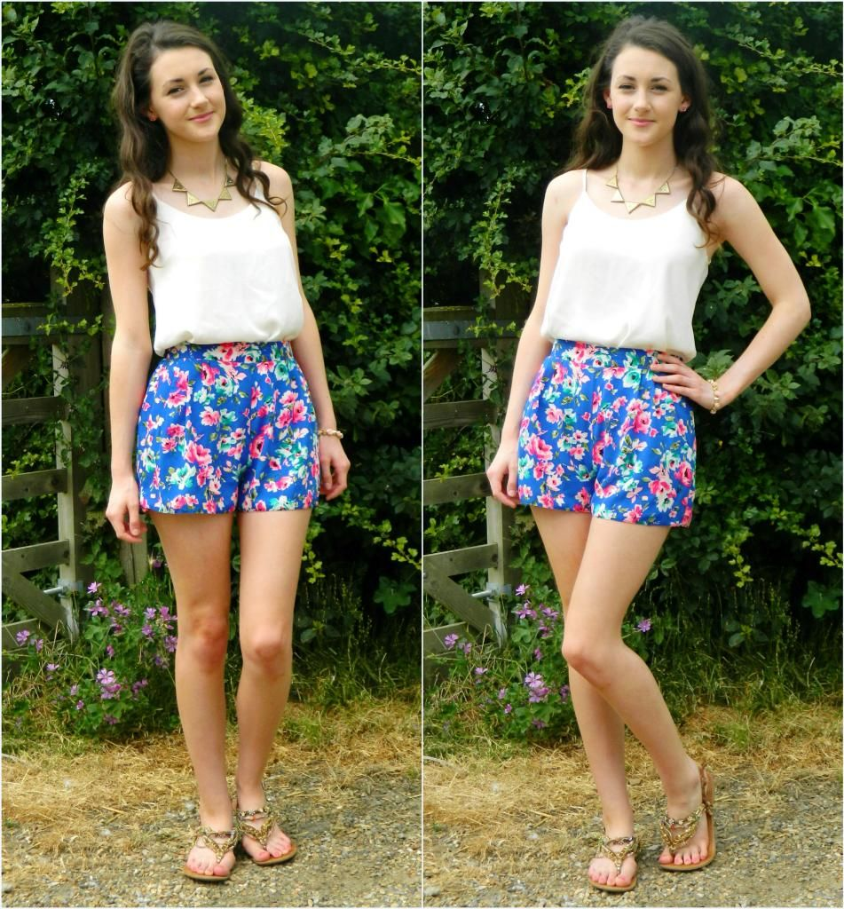 summer outfits with shorts for teen | Summer Outfits With ...
