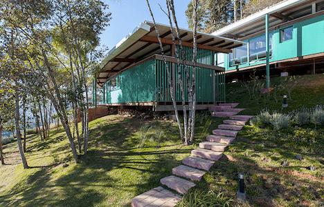 Construir una casa en un terreno inclinado en proyecto - Terreno con casa ...