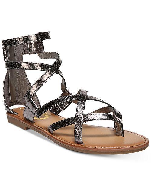 9a9ac1d8d0ed95 Badgley Mischka Women s Tempe Flat Sandal