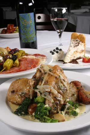 Trattoria-Roma:  Grandview Heights.  Great Happy Hour $5-$8 small plates and $3 beers plus $20 for two entrees choice