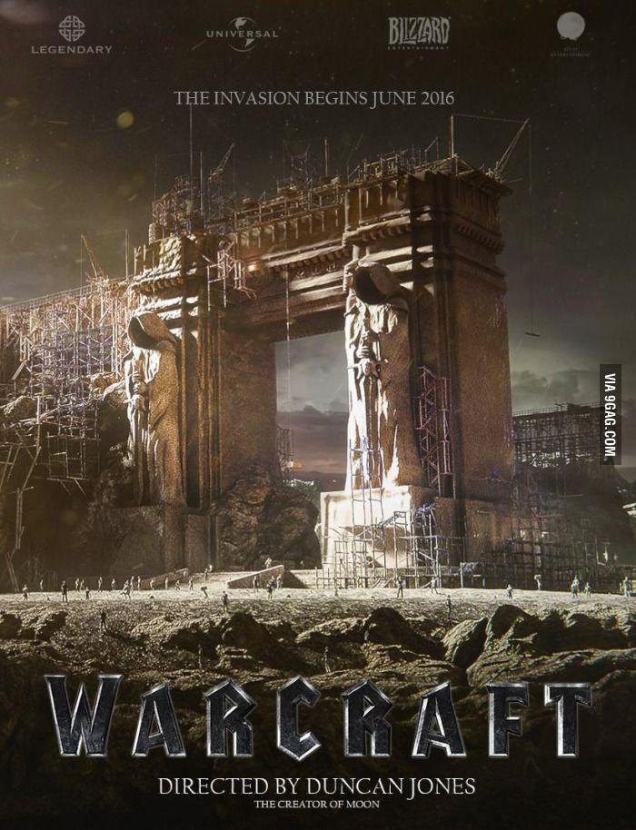 Warcraft Movie Poster Warcraft Movie Warcraft World Of Warcraft