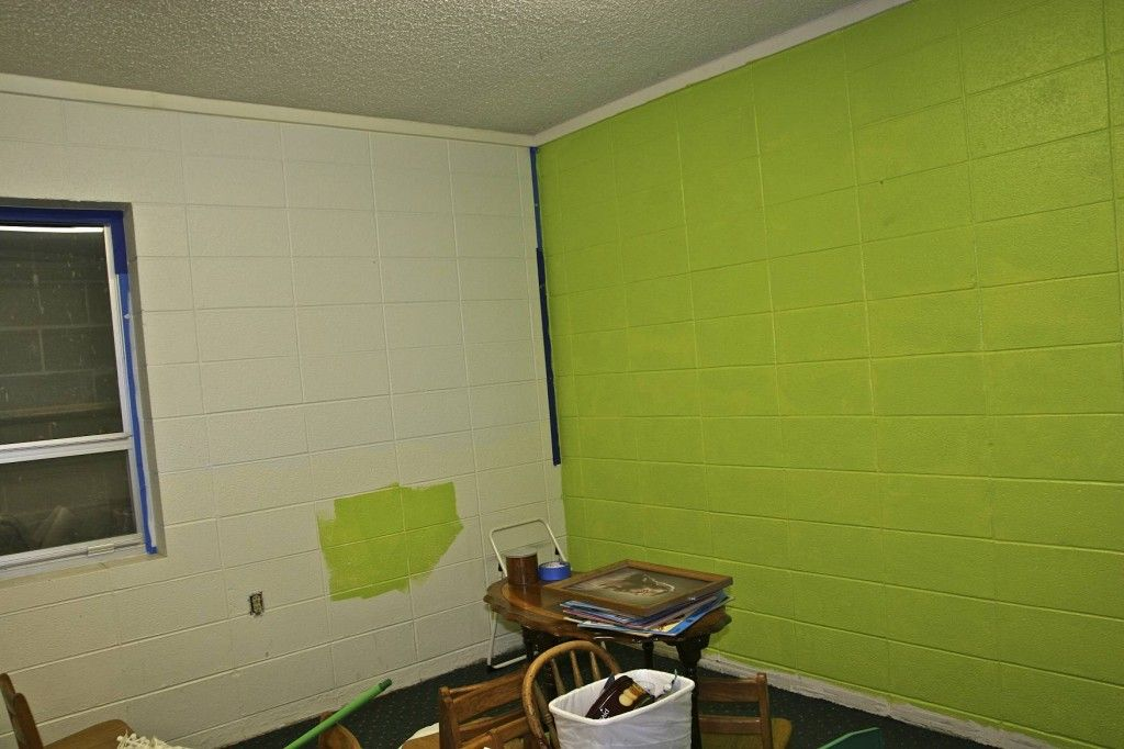 Neon Green Wall Paint Lime Green Wall Paint Laura Evenson