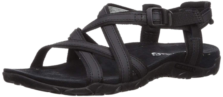 Merrell Women's Terran Ari Lattice Sport Sandal ** Nice of