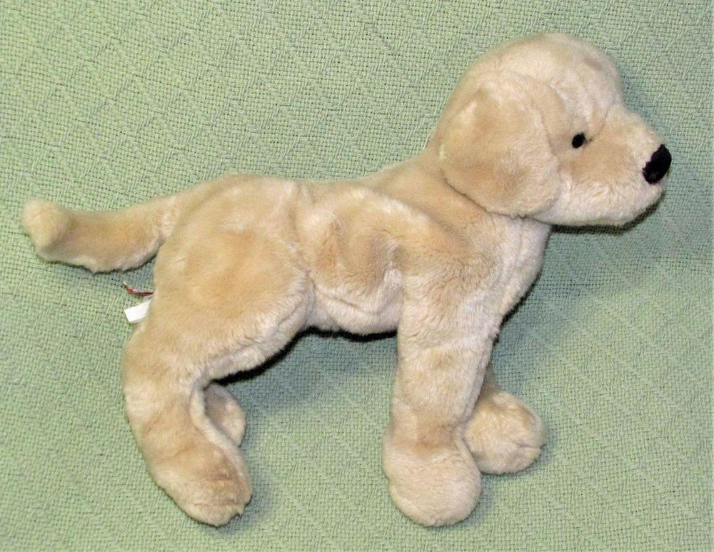 14 Douglas Golden Retriever Yellow Lab Plush Puppy Dog Honey