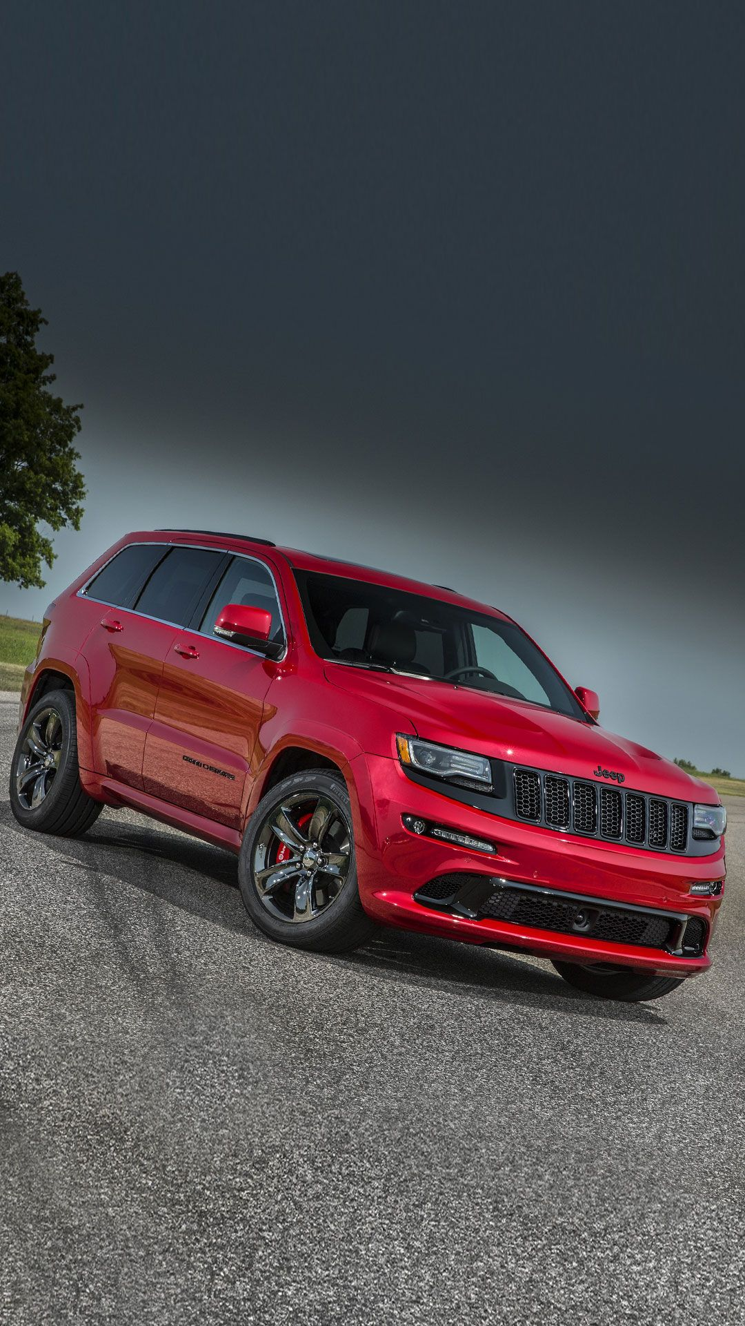 2017 Jeep Grand Cherokee Wallpaper For iPhone 6 Jeep