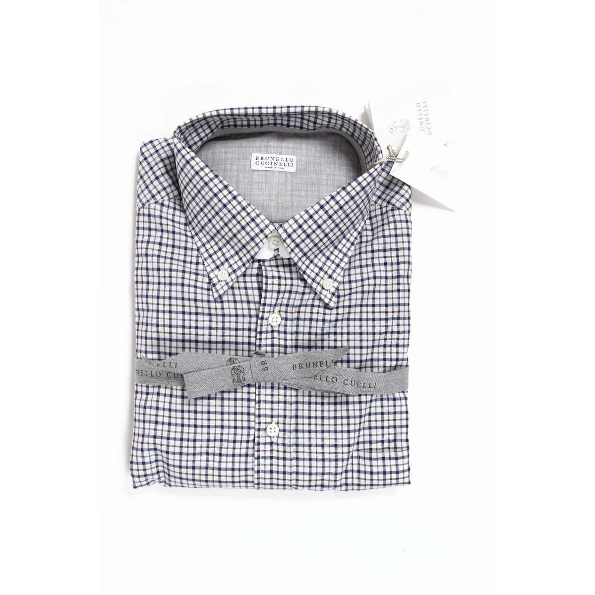 Brunello Cucinelli Mens Shirt MA6490068 C019