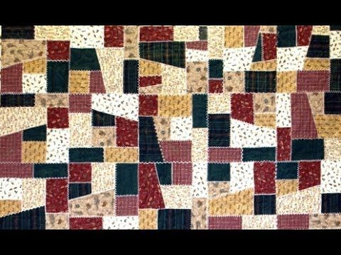 Crazy Quilt quilt video by Shar Jorgenson - YouTube. Crazy quilt ... : crazy quilting for beginners - Adamdwight.com