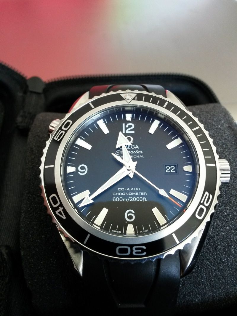coin des affaires omega planet ocean 2500 45mm watches for men