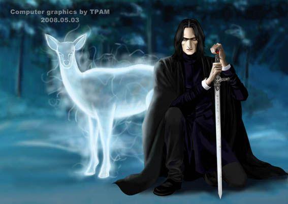 Severus Snape Lily Evans