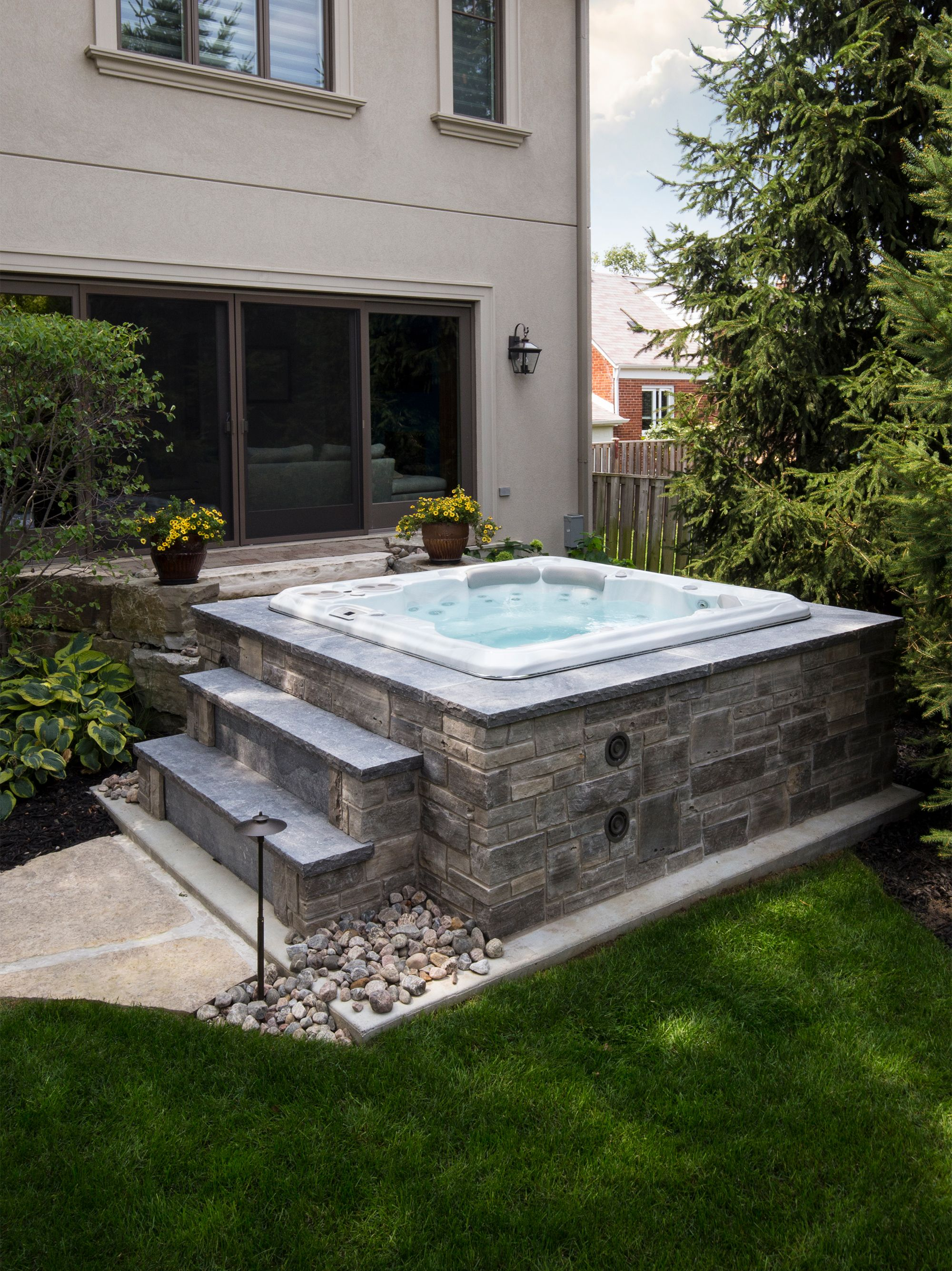 270 Hot Tub Ideas In 2021 Hot Tub Hot Tub Backyard Hot Tub Outdoor