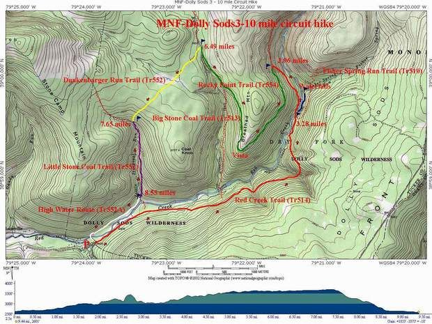 Pin on Hikes within 3 hrs of Balt/DC metro