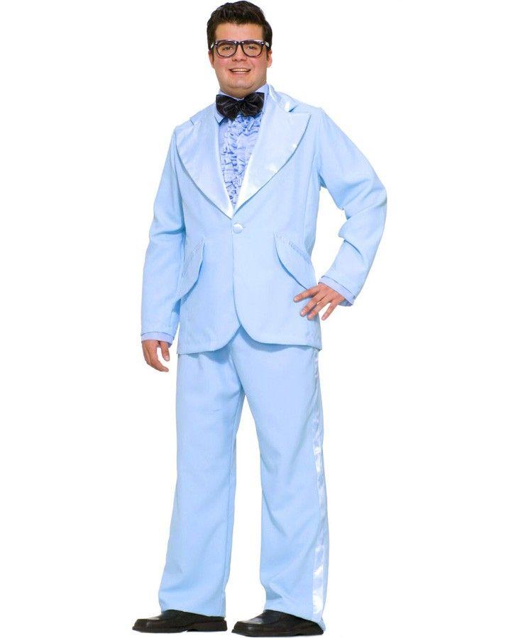 Prom King Suit Mens Plus Size Costume #Halloween2013 #plussize ...