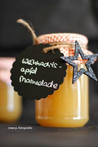 recipe of the week :: apfel – gewuerz – marmelade  (rosa p.)