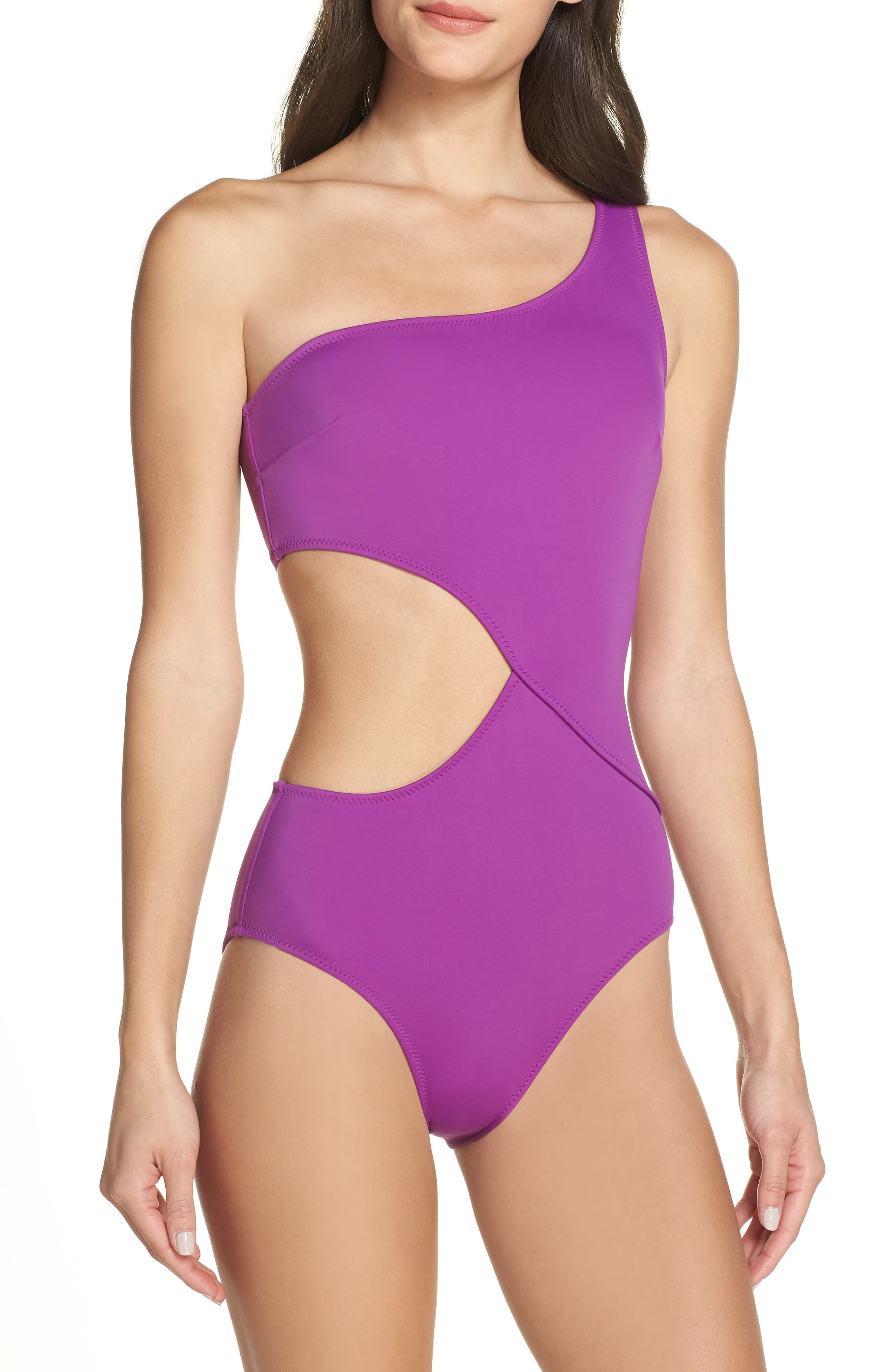 Solid /& Striped Womens The Claudia One Piece