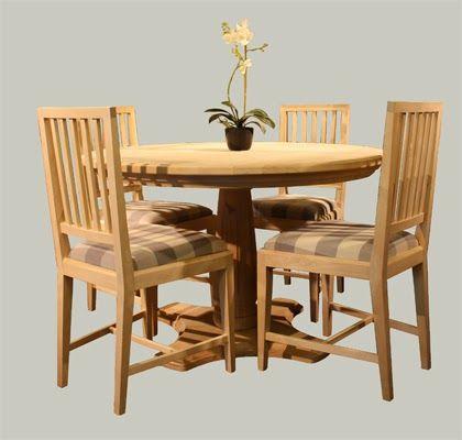 Rooma-pöytä ja Loviisa-tuolit
