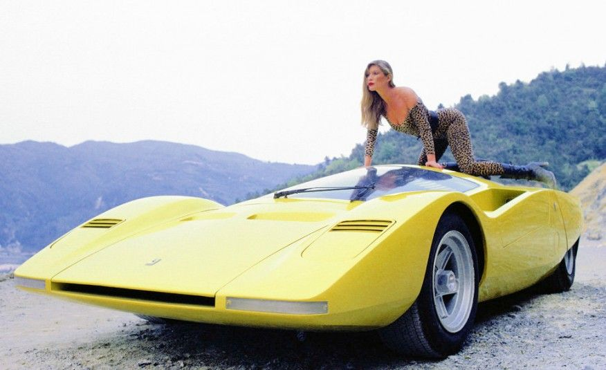 Doorstop Believin Concept Cars Of The Wedge Era Features - Current sports cars