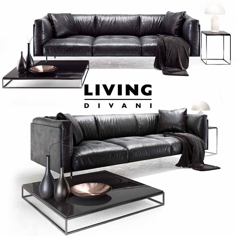 2981 Sofa Sketchup Model By DungNguyen Free Download In