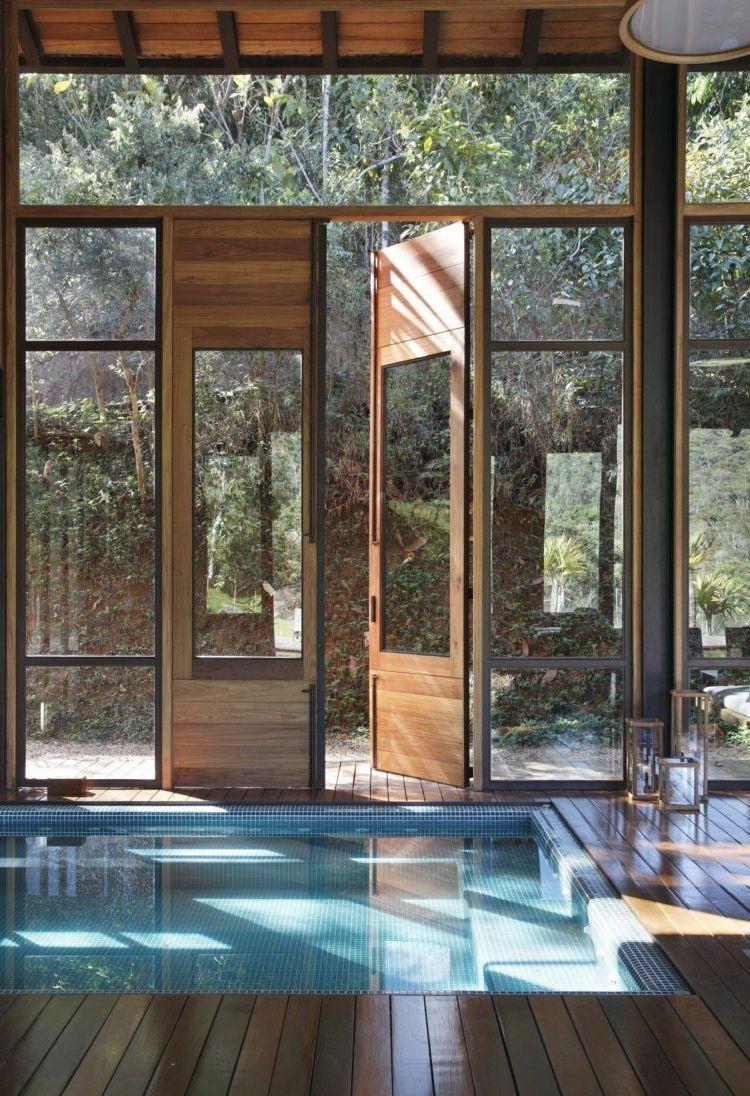 Outdoor Small Indoor Pool SmallIndoorPool in 2020